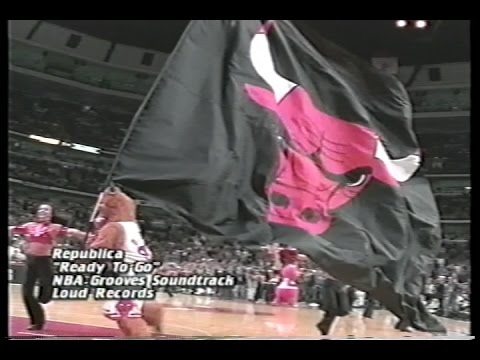 NBA Grooves: 1996-1997 Chicago Bulls (Republica - Ready To Go)