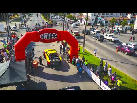 2017 Norra Mexican 1000