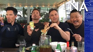 This Simple 'Avengers' Behind the Scenes Pic Started a New Theory