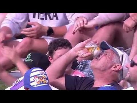 I'll drink to that: Old mate savours Malan's sweet six | KFC BBL|10