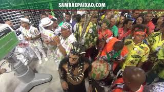 Carnaval 2018: Grande Rio Início de Desfile