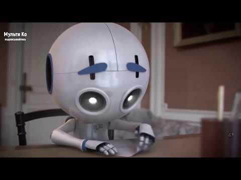 Веселый мультфильм - Мир роботов. Трансформеры - роботы. Transformers. трансформеры, роботы