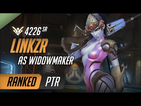 [Rating:4226] Dignitas LiNkzr as Widowmaker on Watchpoint Gibraltar Defend PTR