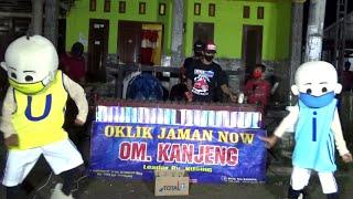 New Ngamen Badut Upin & Ipin Bergoyang, Gamelan Jawa Oklik Mantep Musiknya