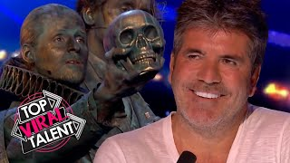 JUDGES CANT STOP SMILING AT THESE Singing &amp Dance Auditions! LOOK AT SIMONS FACE!!
