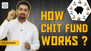 What is Chit Fund How Chit Fund Works How Chit Fund Operates