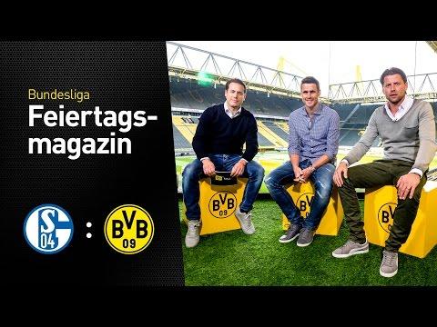 Das Feiertagsmagazin mit Weidenfeller, Kehl und Ricken | FC Schalke 04 - BVB
