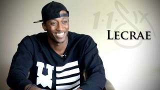 Comfortable in his own skin. An interview with Lecrae