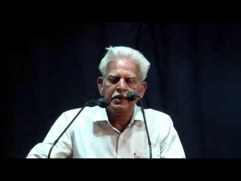 State repression on SC categorisation movement - Varavararao