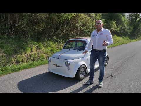 Test Drive Fiat 500 Elaborata by D'Angelo Motori 870cc iniezione Elettronica 5 marce!!!