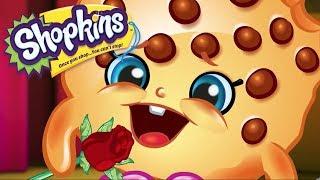 SHOPKINS Cartoon - A ROSE FOR COOKIE?! | Cartoons For Children