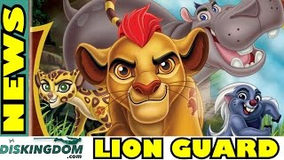 Disney Signs New Deal With Hulu + New Lion Guard DVD Coming Soon | DK Disney News
