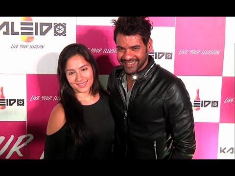 Shabbir Ahluwalia With Hot Wife Kanchi Kaul At Kaleido Club Launch Party
