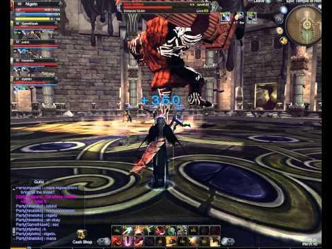 Raiderz last boss ( Sword Art Online ) Niky Max , Nigeto