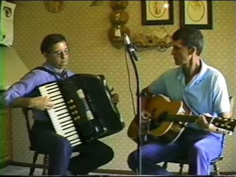Hub Barker & Bill Hagara jam session 1988