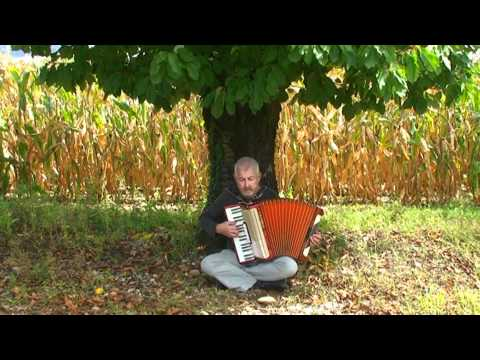 Yann Tiersen French accordion music La Veillée - Jo Brunenberg - Acordeonista  Accordeon Akkordeon