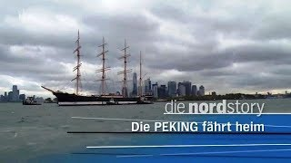 Die Nordstory - Die PEKING fährt heim - NDR-Doku