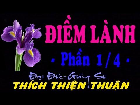 Thich Thien Thuan 2015 - Bài Kinh Điềm Lành (Phần 1) (Thuyet Phap Vien Chuyen Tu)