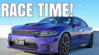 Fastest Way to Shift an 8-Speed Auto Dodge Charger Scat Pack