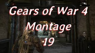 AMG FONSECA Gears of War 4 Montage 19