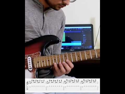 Anastasia – Slash Guitar Cover