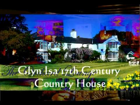Glyn Isa 17th Century Country House, North Wales.