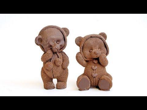 Шоколадные плитки ✧ Шоколадные конфеты ✧ Объёмные фигурки