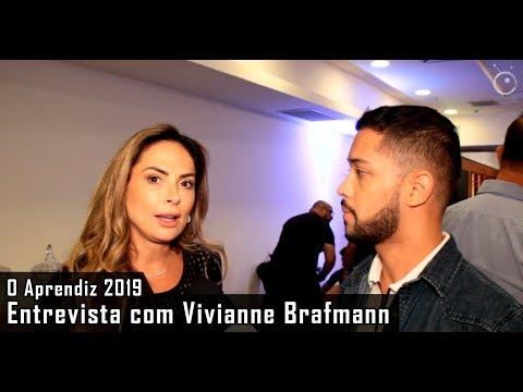 O Aprendiz 2019 - Entrevista com Vivianne Brafmann