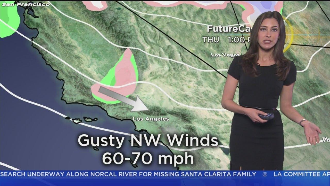 Danielle Gersh's Weather Forecast (April 11)