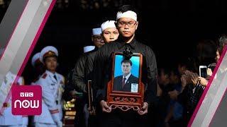 Xúc động tang lễ Thứ trưởng Bộ GD&ĐT Lê Hải An