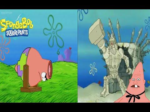 Squarison Comparison Episode 2: Battle of Bikini Bottom and Sand Castles in the Sand