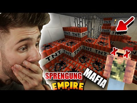 REWI wird BEFREIT – SPRENGUNG in der MAFIA – Minecraft Empire #61