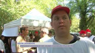 Guyancourt : chasse aux déchets dans la commune