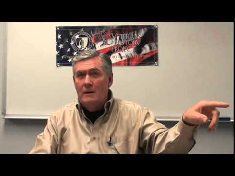 Interview with Norman W. VanCor, Vietnam Veteran, Part 2 of 2. CCSU Veterans History Project