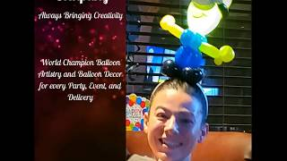 Las Vegas Party Balloons