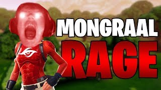 MONGRAAL RAGE COMPILATION | Fortnite