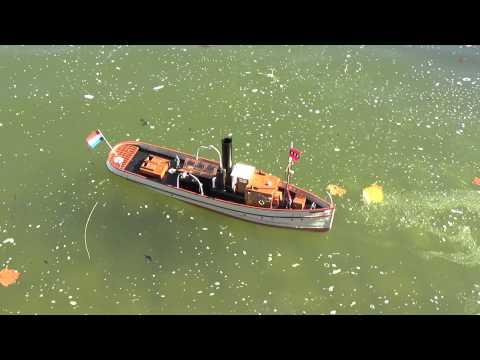 Offshore Club de Paris 2015 : Présentation des bateaux maquettes