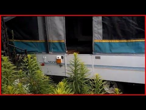 1993 Coleman Destiny Rio Grande Pop-up Tent Trailer For Sale - Oregon City, OR