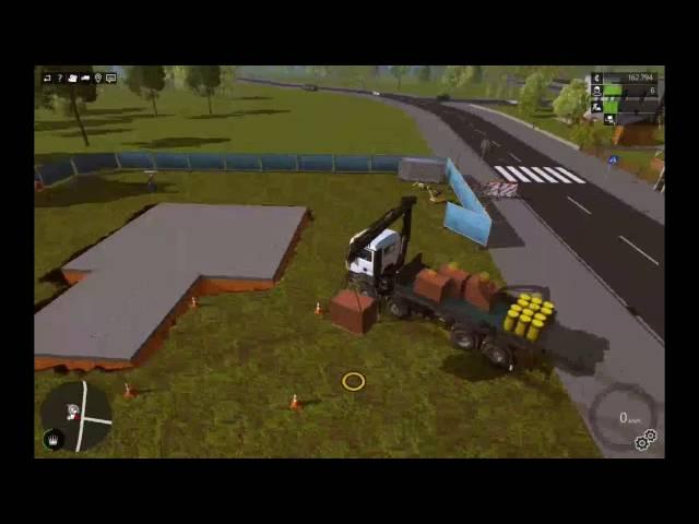 Let's Play Bau-Simulator 2015 | Der Blacky am Baggerloch | Folge #006