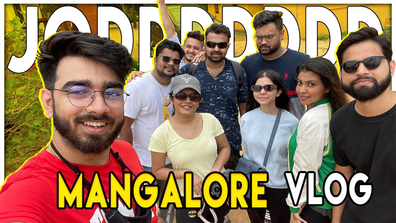 Journey continues from Delhi to Mumbai to Mangalore #Vlog5