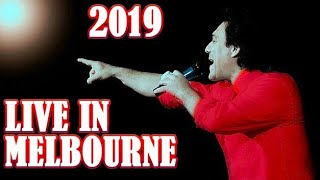 Andy Live In Australia, Melbourne (2019) video by Amir Moradi