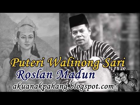 PUTERI WALINONG SARI ROSLAN MADUN VIDEO BY AKUANAKPAHANG
