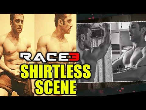 Salman Khan & Bobby Deol Looking Dashing In Latest Shirtless Look For Race 3 | Remo D'soza