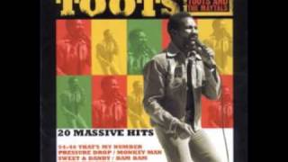Toots and The Maytals - One Eyed Enos (2002)
