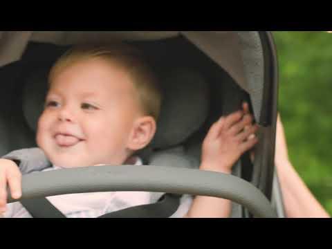 Прогулочная коляска Oyster 3 [200283]. Видео №3
