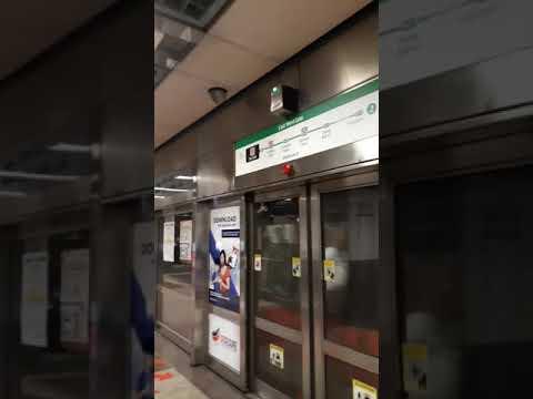 Singapore MRT Ride - Raffles City to Outram Park ...Part 1