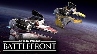 Star Wars Battlefront 2015 Talk - ETA-2 Jedi Starfighter! (PS4, Xbox One, PC)