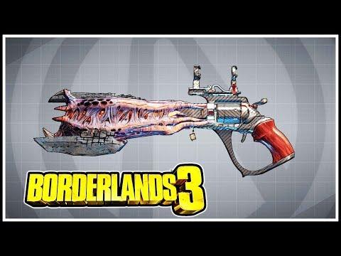 King's Call Borderlands 3 Legendary Showcase