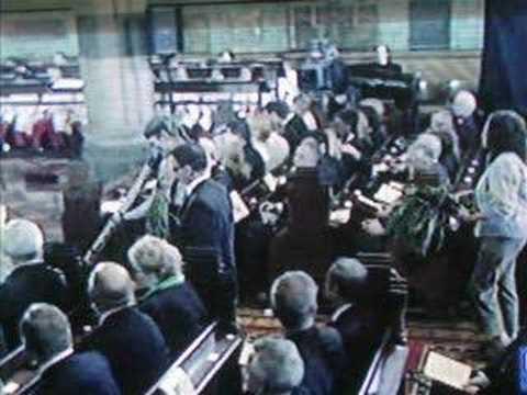 Peter Brock's Funeral