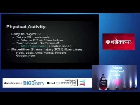Productivity and Health hacks